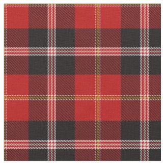 Marjoribanks Clan Tartan Fabric