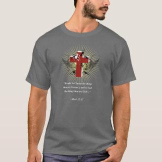 MARK 12:17 Bible Verse T-Shirt