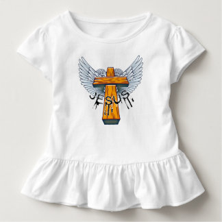 Mark 15-17 A Crown Of Thorns On The Head Toddler T-Shirt