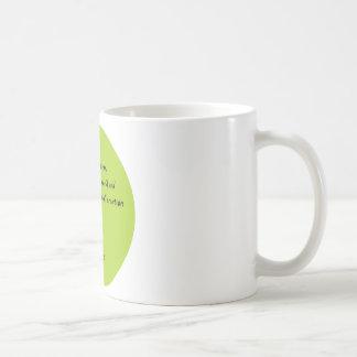 Mark 16.15 coffee mug