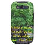 Mark 8:24 samsung galaxy s3 covers