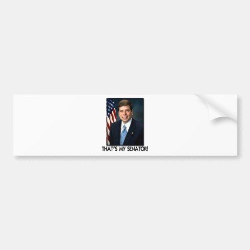 Mark Begich, That's My Senator! Bumper Sticker