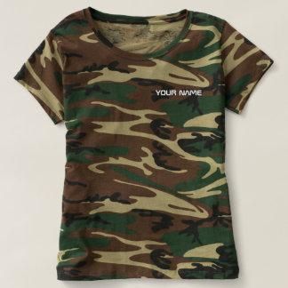 Mark-camouflage - personalizes T-Shirt