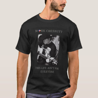 MArk Chesnutt Men's TShirt