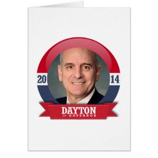 MARK DAYTON CAMPAIGN GREETING CARDS