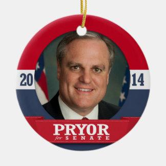 MARK PRYOR CAMPAIGN CHRISTMAS TREE ORNAMENT