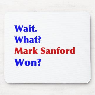 Mark Sanford Won Mouse Pad