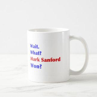 Mark Sanford Won Coffee Mugs