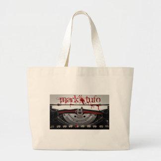 Mark Tufo Jumbo Tote Bag