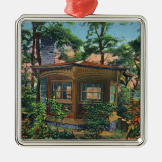 Mark Twain's Study at Quarry Farm, East Hill Christmas Ornament
