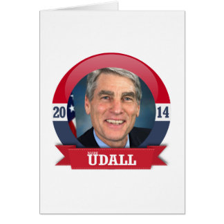 MARK UDALL CAMPAIGN GREETING CARDS