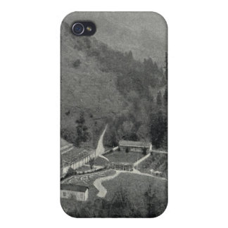 Mark West Hot Springs, California iPhone 4 Cover