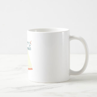 Mark Your Calendar Basic White Mug