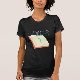 Mark Your Calendar T-shirt