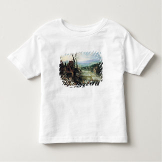 Market and Bleaching Ground, 1620-22 Toddler T-Shirt