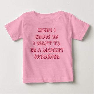 Market Gardner Baby T-Shirt