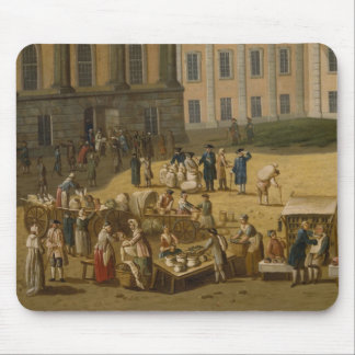 Market in the Alter Markt, Potsdam, 1772 Mousepads