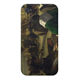 Market in the Hague, c.1660 iPhone 4 Case