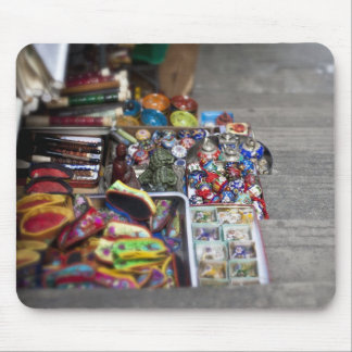 Market Items Mouse Pad