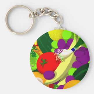 market keychain