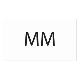 Market Maker -or- Merry Meet ai Business Card Template