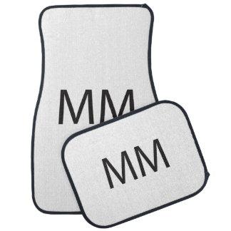 Market Maker -or- Merry Meet ai Floor Mat