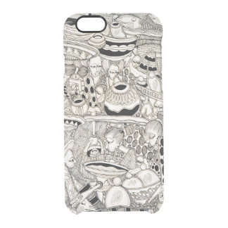 Market place clear iPhone 6/6S case
