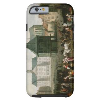 Market Scene before the Dam Palace, Amsterdam Tough iPhone 6 Case
