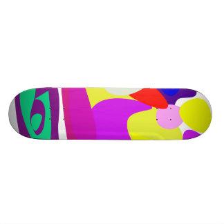Market Skate Board Deck