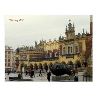 Market Square Postcard
