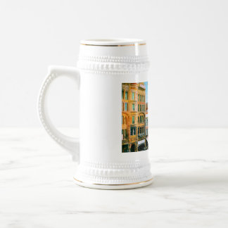 Market St. betw. 3d & 4th St Beer Steins