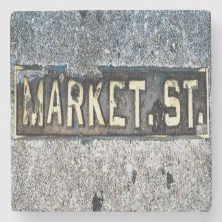 Market Street, Charleston SC. Coaster
