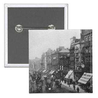 Market Street, Manchester, c.1910 Pin