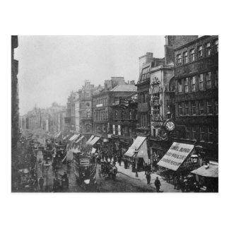 Market Street, Manchester, c.1910 Postcard