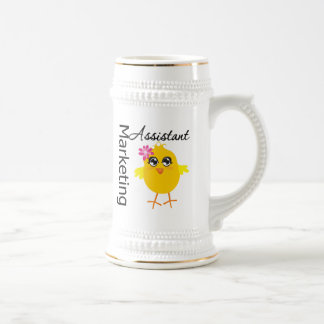 Marketing Assistant Coffee Mugs