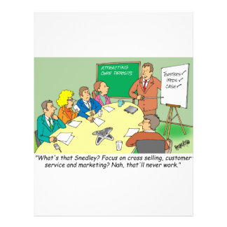MARKETING / BANKING / BOARD MEETING finance gifts 21.5 Cm X 28 Cm Flyer