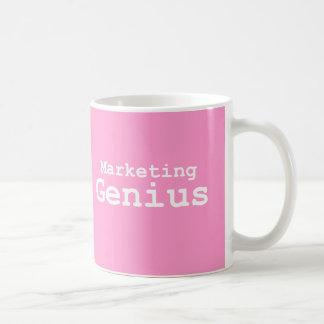 Marketing Genius Gifts Basic White Mug