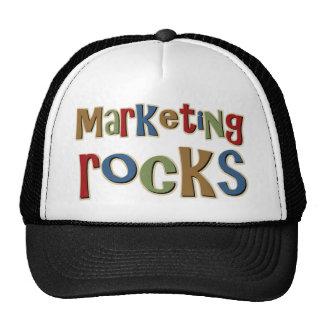 Marketing Rocks Cap
