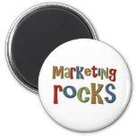 Marketing Rocks Magnet