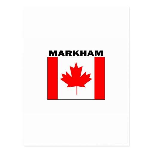 Markham, Ontario Postcards