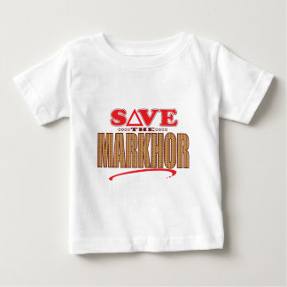 Markhor Save Baby T-Shirt