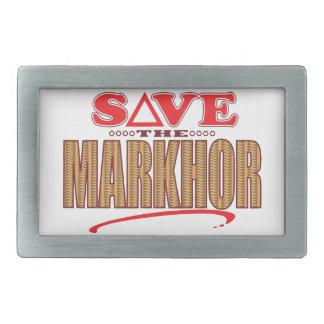 Markhor Save Belt Buckles