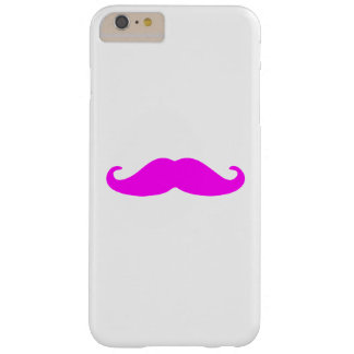 Markiplier Pink Moustache Barely There iPhone 6 Plus Case