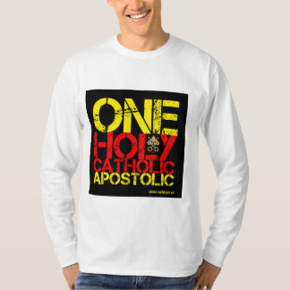 Marks of the Church longsleeve T-Shirt