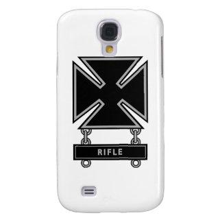 Marksman Badge w/Rifle Bar Galaxy S4 Case