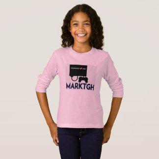 MarkTGH Girl Long Sleeve T-Shirt
