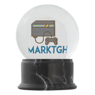 MarkTGH SnowGlobe Snow Globes