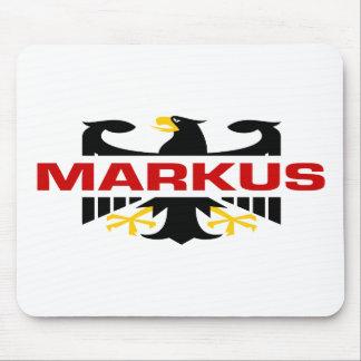Markus Surname Mousepads