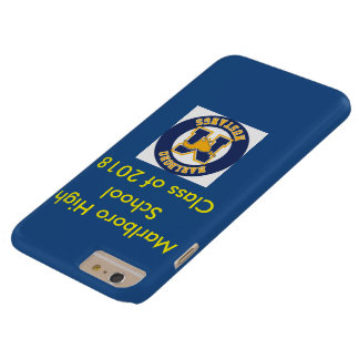 Marlboro Class of 2018 IPhone Case Barely There iPhone 6 Plus Case