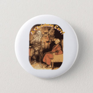 Marley and Scrooge 6 Cm Round Badge